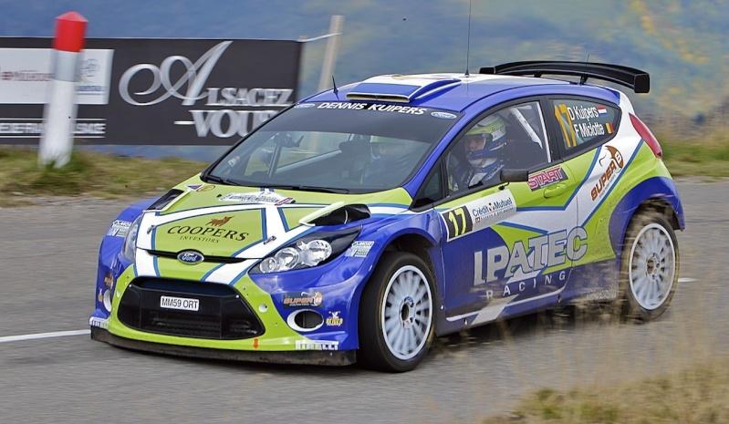 Retour du rallye ALSACE-VOSGES WRC - Page 2 Rallye23