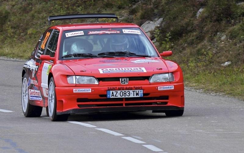 Retour du rallye ALSACE-VOSGES WRC - Page 2 Rallye26