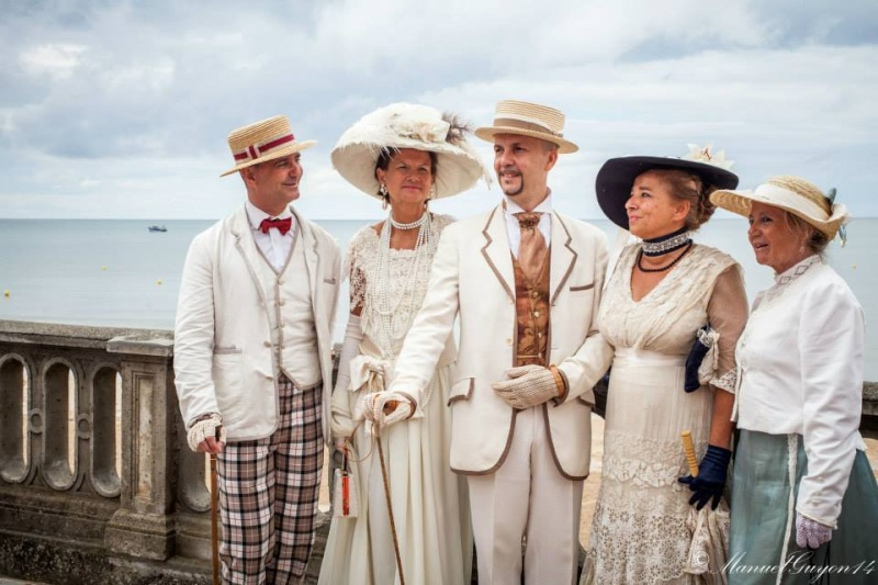 Cabourg à la Belle époque 2014, les photos - Page 3 10245310