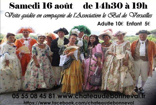 les affiches  du bal de  Versailles, depuis 2002 15514910