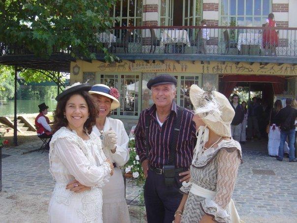 Bal des Impressionnistes à Chatou 2004 16939_10