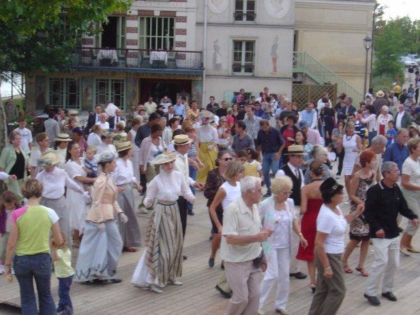 Bal des Impressionnistes à Chatou 2004 16939_11
