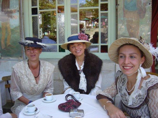 Bal des Impressionnistes à Chatou 2004 16939_14