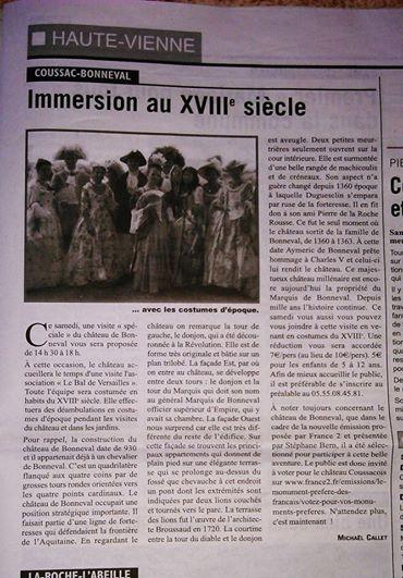 Presse du bal de Versailles - Page 4 19205910