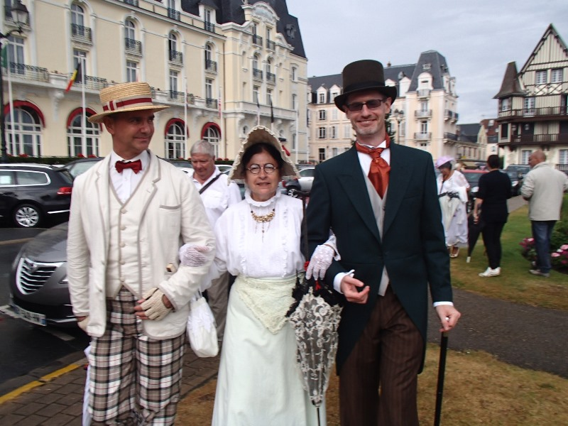 Cabourg à la Belle époque 2014, les photos Cabour19