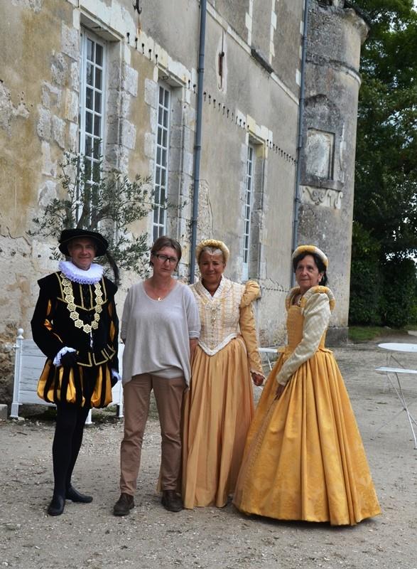 Château de Villesavin, 10 aout 2014, les photos Dsc_4110
