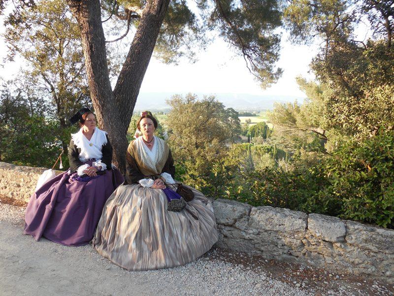 Animation au Chateau d'Ansouis, les photos Dscn0612