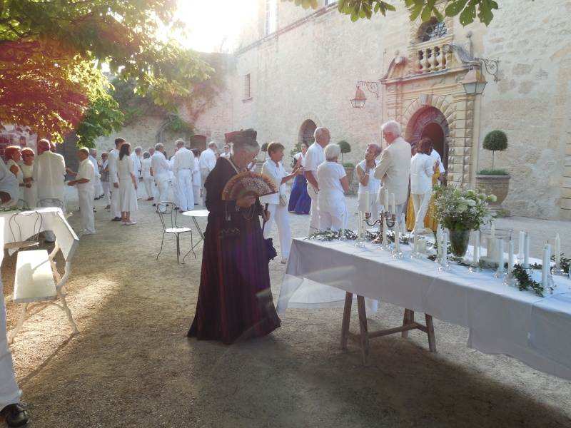 Animation au Chateau d'Ansouis, les photos Dscn0613