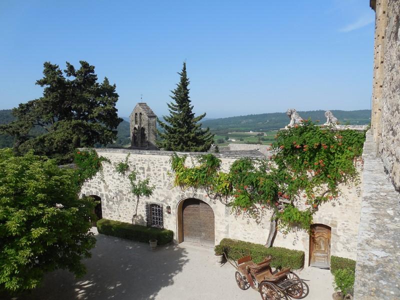 Animation au Chateau d'Ansouis, les photos Dscn0618