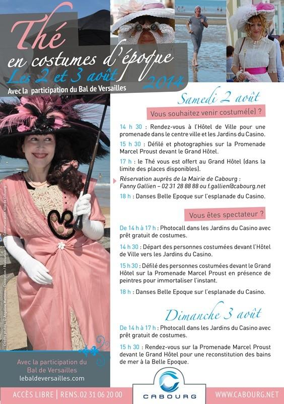 les affiches  du bal de  Versailles, depuis 2002 Flyers15