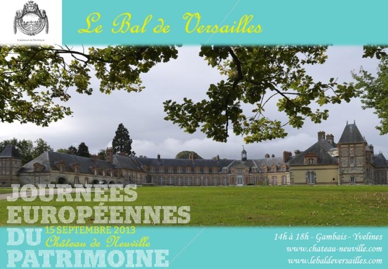 les affiches  du bal de  Versailles, depuis 2002 Journa10