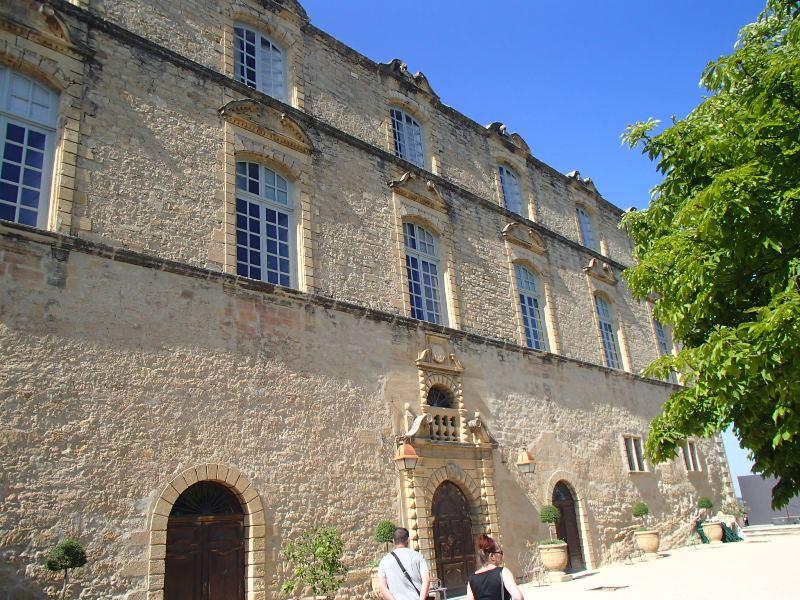 Animation au Chateau d'Ansouis, les photos P6211816