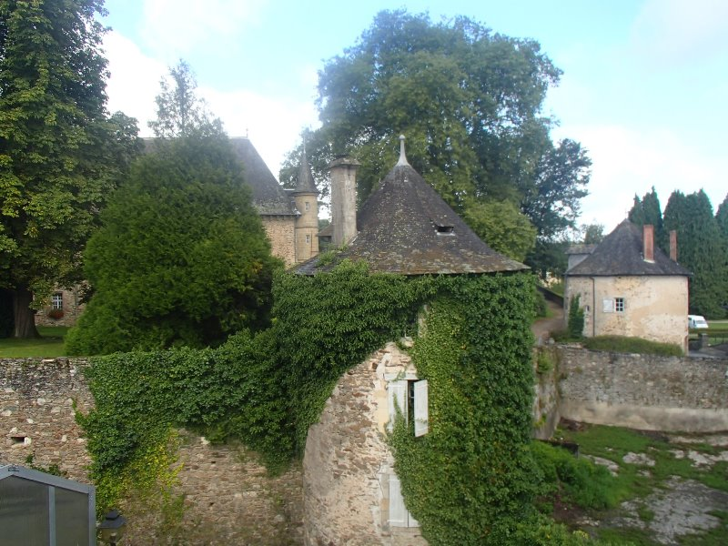 Animation au château de Pompadour, les photos P8150712