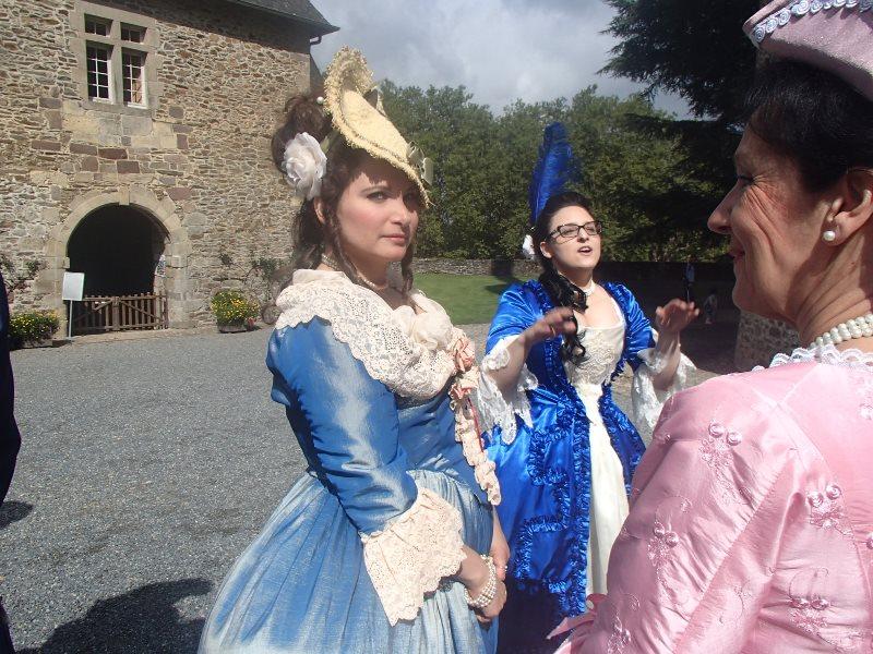 Animation au château de Pompadour, les photos P8150813