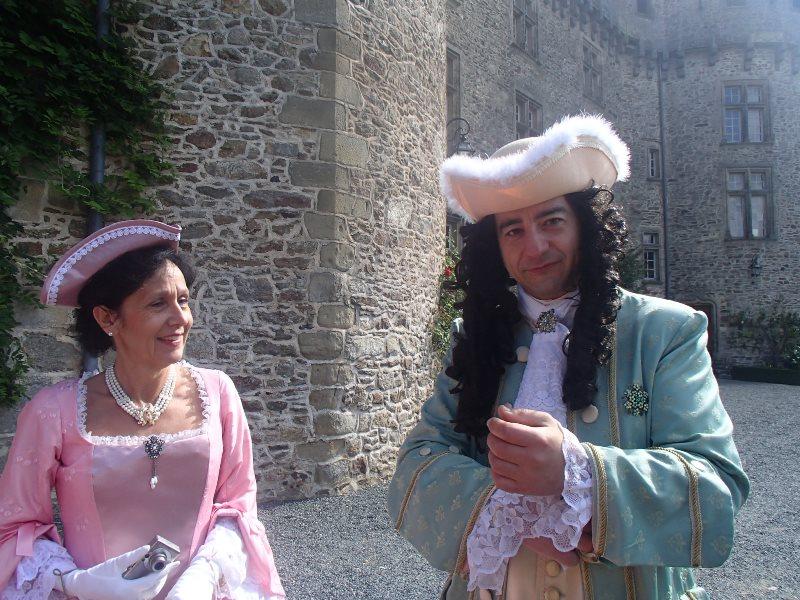 Animation au château de Pompadour, les photos P8150820