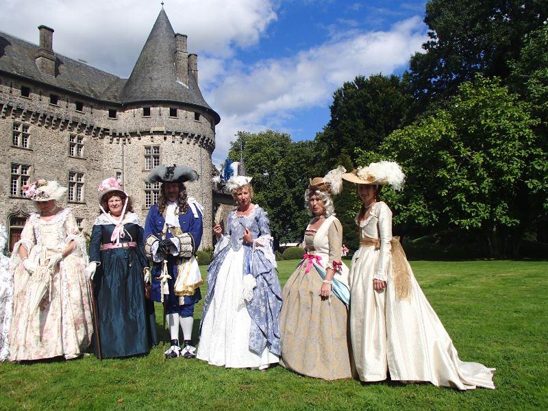 Animation au château de Pompadour, les photos P8150912