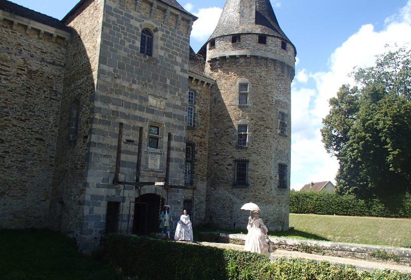 Animation château de Bonneval, les photos P8161013