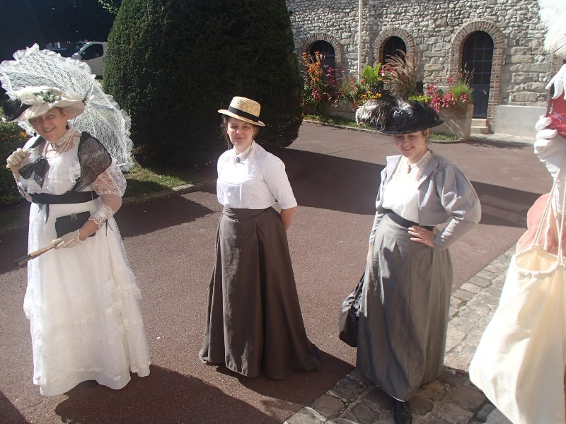 Fete 1900 a Moret 2014, les photos P9280210