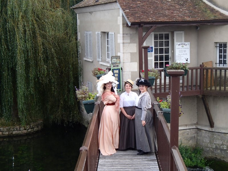 Fete 1900 a Moret 2014, les photos P9280310