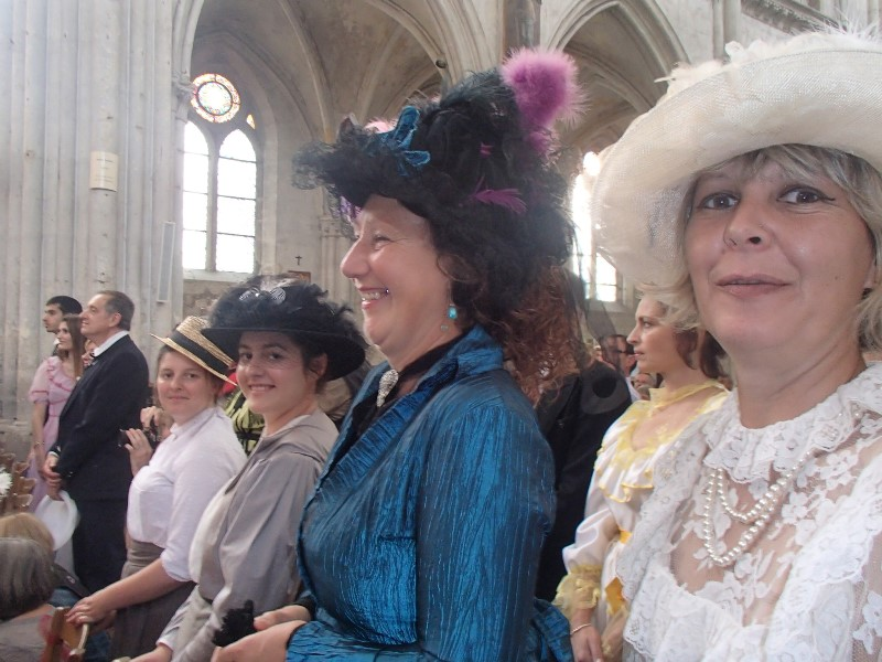 Fete 1900 a Moret 2014, les photos P9280311