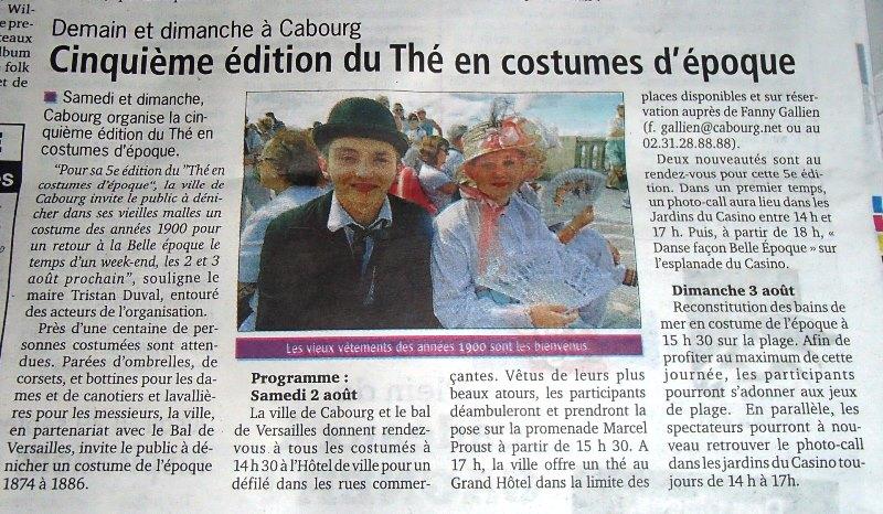 Presse du bal de Versailles - Page 4 Presse10