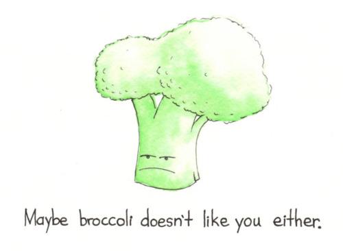 Les choses que vous détestez! (alors que normalement, il n'y a aucune raison...) Brocol10