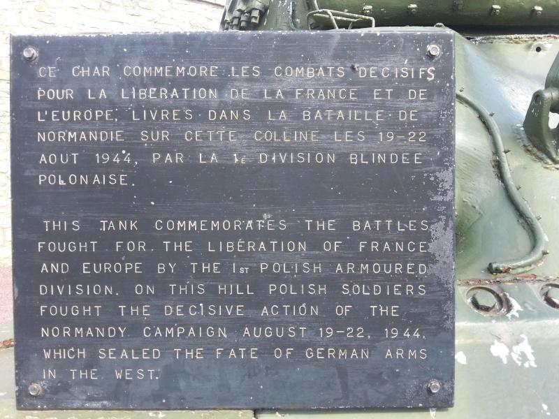75iéme anniversaire de fermeture de la poche de Falaise /Chambois 20140814