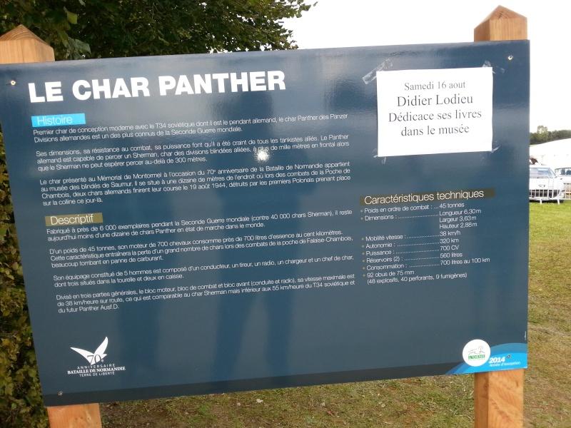 75iéme anniversaire de fermeture de la poche de Falaise /Chambois 20140816