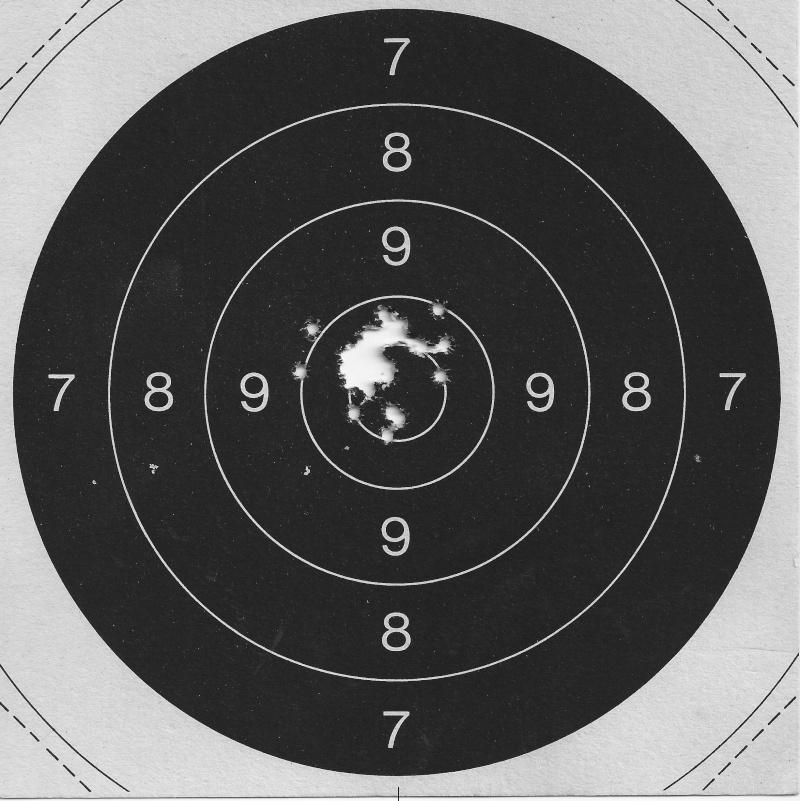 Quelles sont vos distances de tir et grouping avec une 22lr ? Numyri10