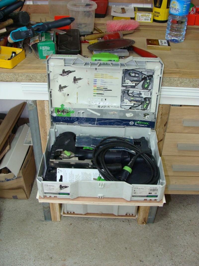 Fabrication de tiroir pour atelier : quelle méthode d'assemblage 133-1010