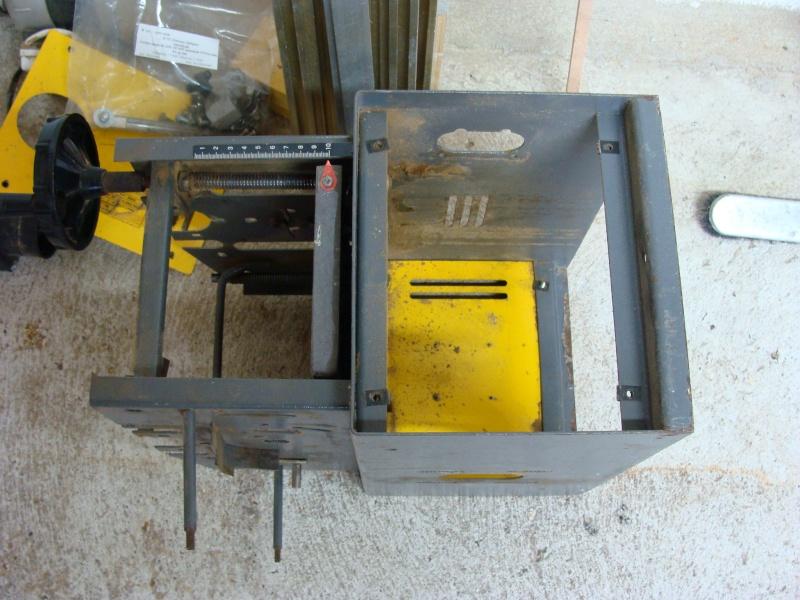 Ascenseur pour Défonceuse Dsc01125