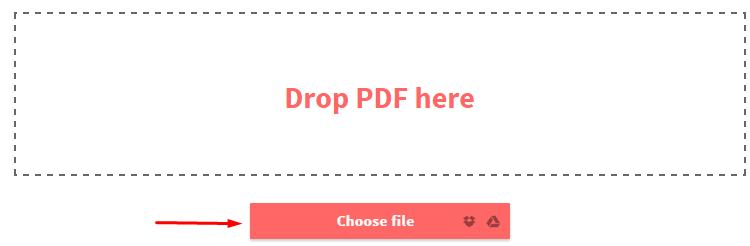 شرح تحويل (صور + word + excel ..) من وإلى PDF  مع إمكانية تصغير حجم ملفات PDF Screen16