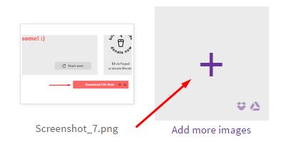 شرح تحويل (صور + word + excel ..) من وإلى PDF  مع إمكانية تصغير حجم ملفات PDF Screen19