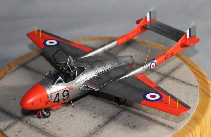 Airfix DeHavilland Vampire T.11 Img_2811