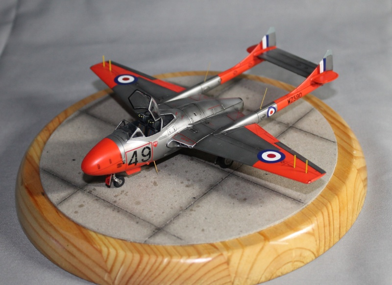Airfix DeHavilland Vampire T.11 Img_2812