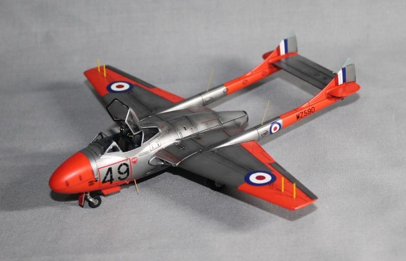 Airfix DeHavilland Vampire T.11 Img_2814