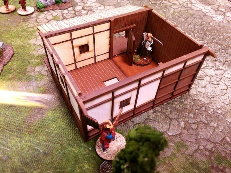 Ronin, le jeu d'escarmouche Samourais Img_2020