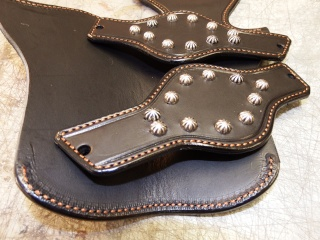 """COWBOY ACTION SHOOTING """"ROUGH OUT"""" HOLSTER by SLYE Dscf0082"""