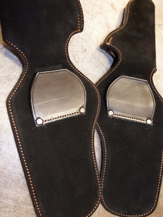 """COWBOY ACTION SHOOTING """"ROUGH OUT"""" HOLSTER by SLYE Dscf0086"""