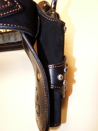 """COWBOY ACTION SHOOTING """"ROUGH OUT"""" HOLSTER by SLYE Dscf0115"""