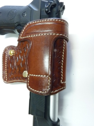 "HOLSTER AMBIDEXTRE : le ""PRACTIC"" by SLYE P1150414"