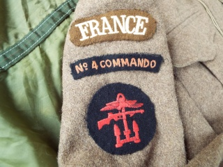 [France] Matelot du N°4 Commando, 1er BFMC, Normandie, France (6 Juin 1944) Dscf1024