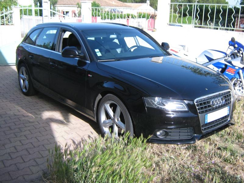 A4 avant 2.7 V6 TDI 190 Sline Multitronic 11/2008 noir brillant Img_1011