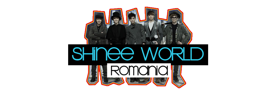 SHINee Romania - Contemporary SHINee World Romania