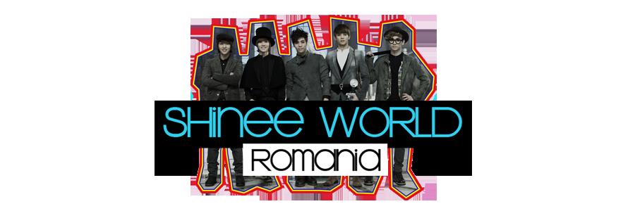 SHINee Romania - Contemporary SHINee World Romania
