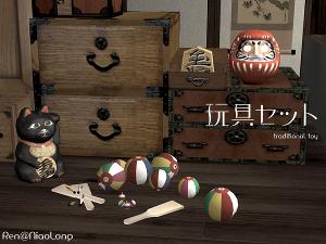 Мелкие декоративные предметы - Страница 2 Gangu010