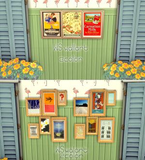Картины, постеры, настенный декор Imag1058