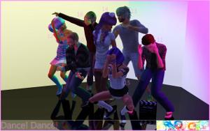 Танцевальные позы, пение - Страница 2 Imag1084