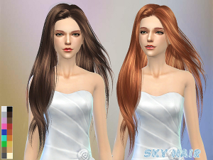 Женские прически (длинные волосы) - Страница 2 Imag1131