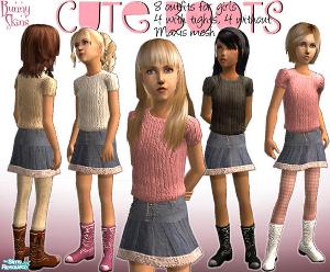 Для детей (повседневная одежда) - Страница 20 Imag1141